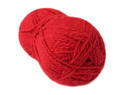 Пряжа Borgo de Pazzi Amore Cotton 71 Красная (2444641)