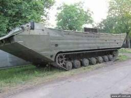 ПТС-2 (Плавающий Транспортёр Самоходный)