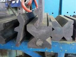 Пуансоны - ножи для листогибов. Ремонт и изготовление.