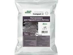 Пуццолановая добавка Compact 2, Метакаолин, 5 кг
