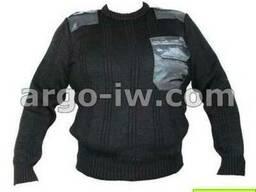 Пуловер мужской. Трикотажные изделия от производителя