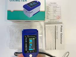Пульсоксиметр пульсометр на палец. Уровень кислорода