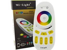 Пульт BIOM ДУ Mi-Light для контроллеров 4 zone Белый RF RGB