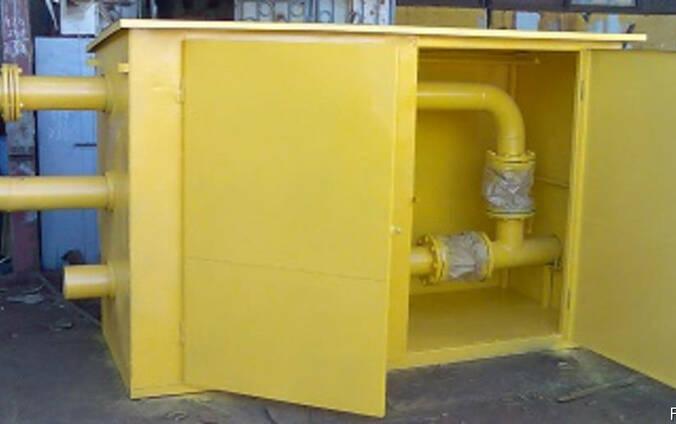 Пункт газорегуляторный