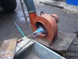 Пушка, газовая для сушки зерна, больших помещений, теплиц - фото 6