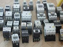 Пускатель, контактор Siemens, Moeller, Schneider, ABB.