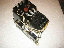 Пускатель магнитный ПМЛ-2100 2БК реле контроля
