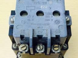 Пускатель магнитный ПМЛ - 2100 220В (СССР)