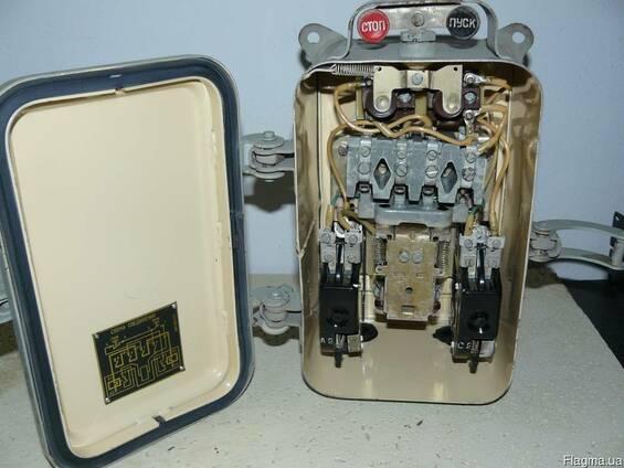 Пускатель магнитный ПМТ 1112