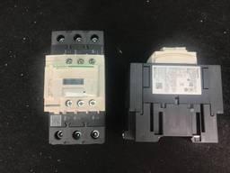 Пускатели магнитные Schneider Electric LC1D65A 3P 440В 65A ~42В