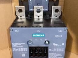 Пускатели магнитные Siemens sirius 3RT1066 330A 160 кВт