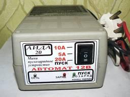 Пуско-зарядное устройство АИДА-20 для аккумуляторов 12в