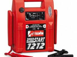 Пусковое устройство с аккумуляторами Telwin Speed Start 1212
