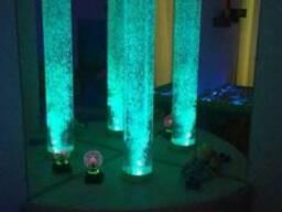 Пузырьковая колонна для детской сенсорной комнаты