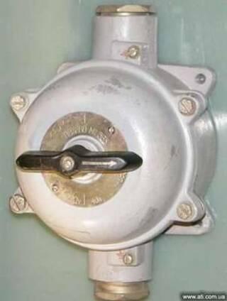 ПВ3-60-М1 выключатель судовой