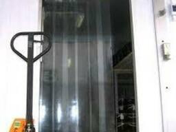 ПВХ-завесы для холодильных камер, помещений