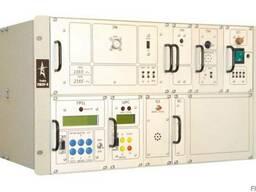 ПВЗУ-Е - приемопередатчик высокочастотных защит.