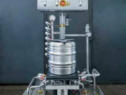 PWK-1 F/S машина для внутренней чистки кегов
