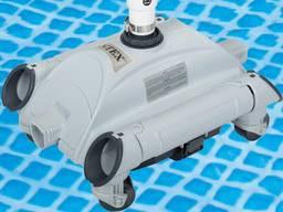 Пылесос автоматический MS-55 INTEX для бассейнов вакуумный