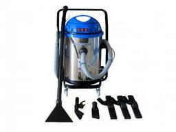 Пылесос промышленный для сухой и влажной уборки 2400 Вт - фото 3
