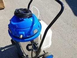 Пылесос промышленный для сухой и влажной уборки 2400 Вт - фото 5