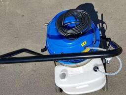 Пылесос промышленный для сухой и влажной уборки 2400 Вт - фото 6