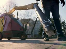 Пылесос промышленный, професиональный, складской City Ant