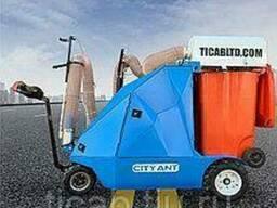 Пылесос промышленный, уличный, професиональный , для склада City Ant Poland