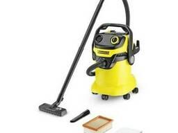 Пылесос сухой и влажной уборки WD 5