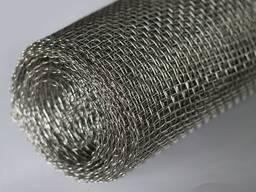 Нержавеющая сетка (тканая) 2, 0-30, 0х100/150мм