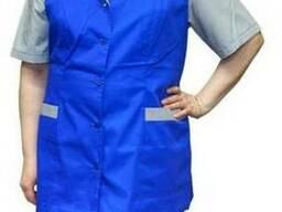 Рабочая форма, одежда для обслуживающего персонала, костюм