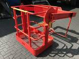 Рабочая платформа для крана-манипулятора (автовышка, люлька) - фото 1