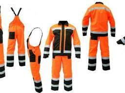Рабочая сигнальная одежда