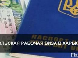 Рабочая виза в Польшу. Полный пакет документов