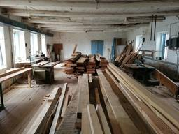 Рабочее деревообрабатывающее производство_склады