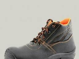 Ботинки рабочие утепленные
