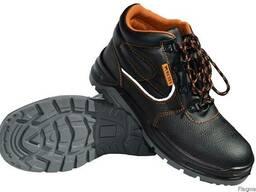 Рабочие ботинки кожаные