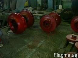 Робочие колеса Д2000-100 (ф910) -2шт КФС315-45 -1 шт. Д1250
