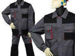 Рабочие костюмы брюки костюмы под заказ оптом от 10 шт Куртк