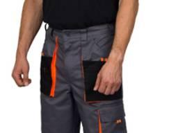 Рабочие модельные брюки