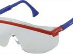 Рабочие очки защитные открытые