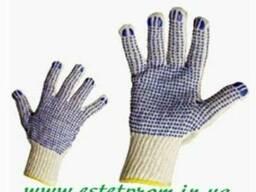 Рабочие перчатки в ассортименте