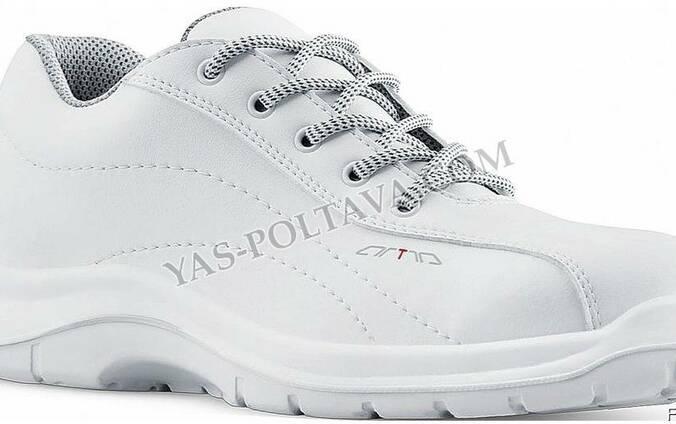 Рабочие туфли на шнурках для поваров