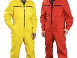 Рабочий комбинезон, униформа для автослесарей, рабочих - фото 1