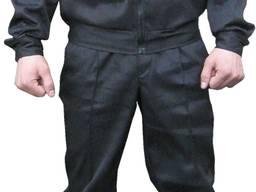 Рабочий костюм из ткани грета для Охраны