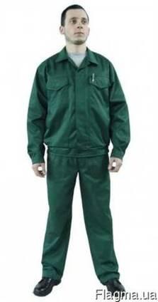 Куртка 'Конструктор', цвет зеленый