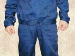 Рабочий мужской костюм тк. Саржа