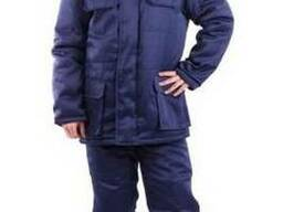 "Рабочий зимний костюм для рабочих ""Бригадир 1"" пошив"