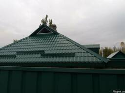 Работы на крыше (Ремонт, Монтаж, Кровля)