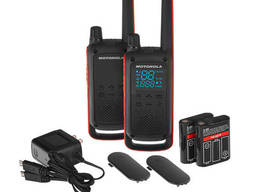 Рации Motorola Talkabout T82 Twin Pack & Chgr WE. ..